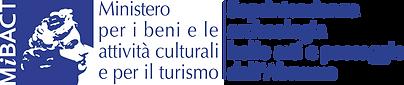 logo MiBACT e Soprintendenza 2019.png