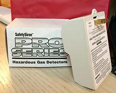 Hazardous Gas Detectors Johnson Propane