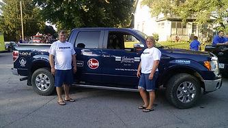 Johnson propane vehicle safety