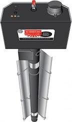 Johnson Propane Tube Heater ReVerberRay