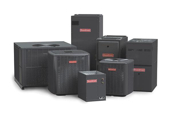 Johnson Propane Goodman Amana Heating AC HVAC