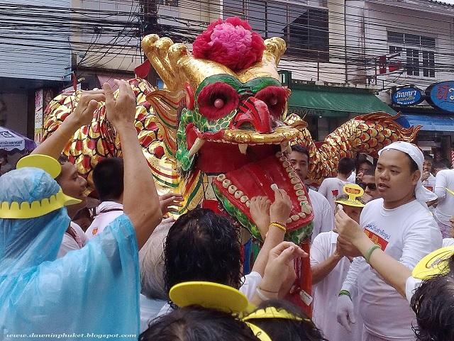 Festival végétarien de Phuket