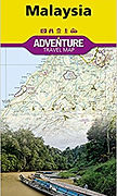 Malaysia, Adventure Travel Map