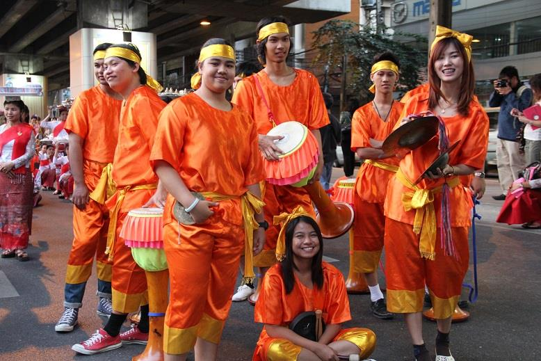 TAT Festival de Bangkok