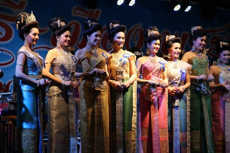 Election Miss Phetchaburi