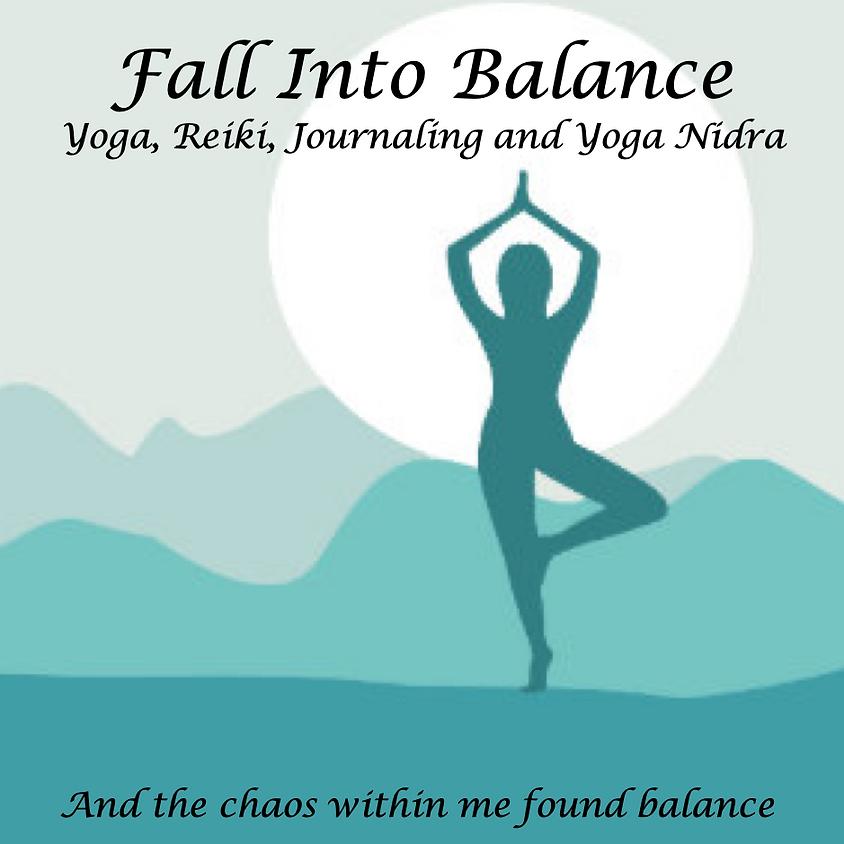 Fall Into Balance