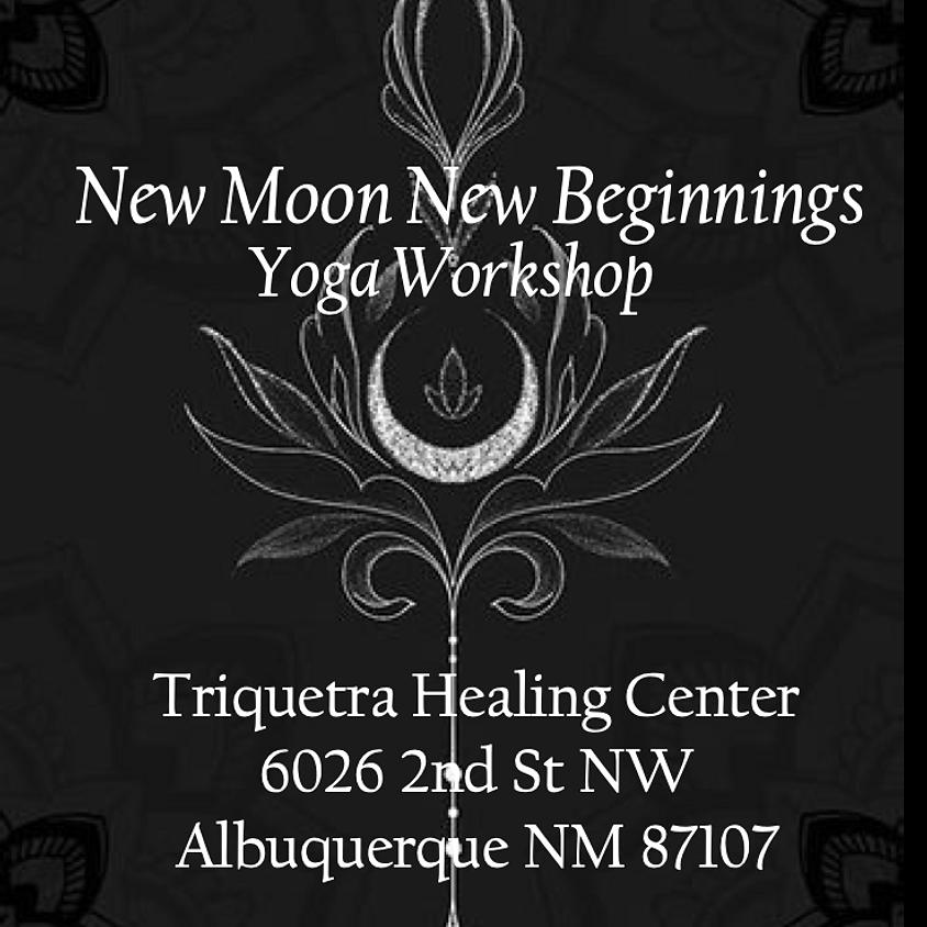 New Moon New Beginnings  (1)