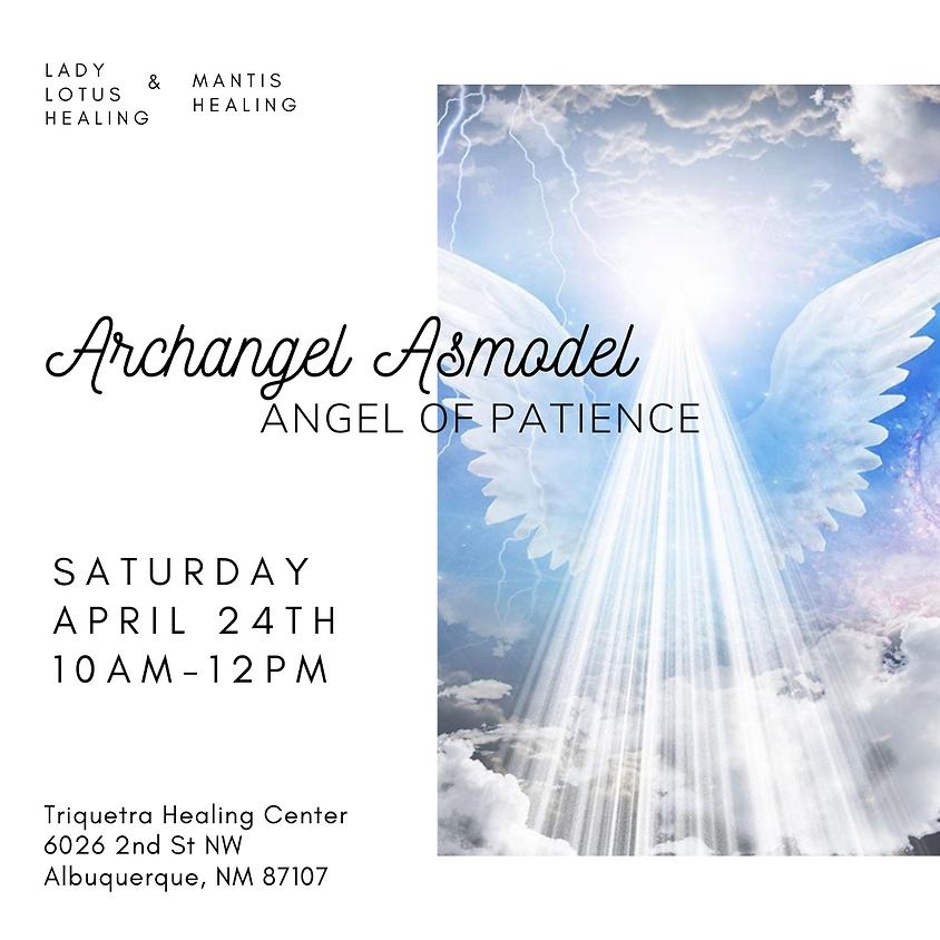 Archangel Asmodel Yoga & Learning