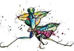 Mantis Healing