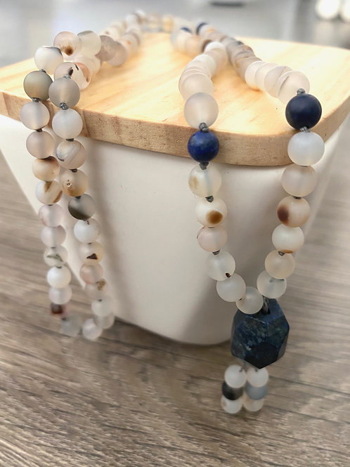 Self Expression Mala Necklace