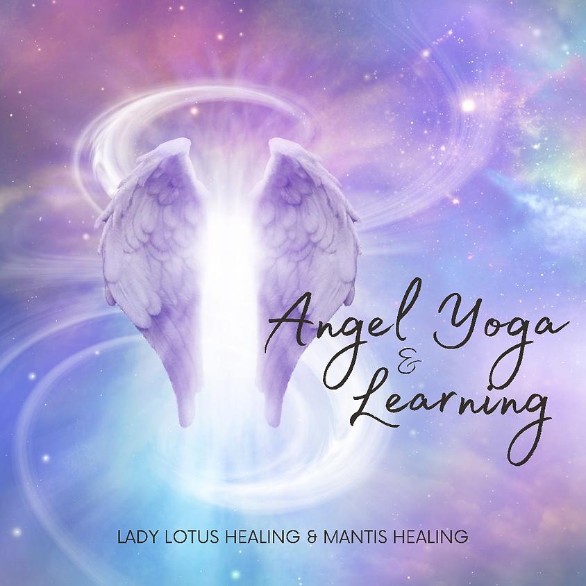 Angel Hamaliel Yoga & Learning