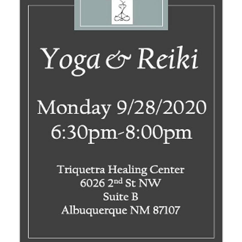 Yoga & Reiki