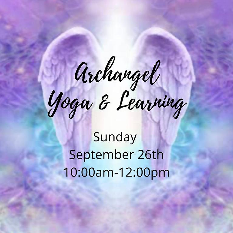 Archangel Yoga & Learning