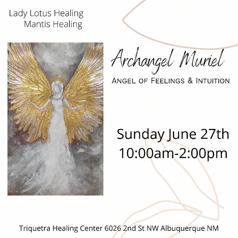 Archangel Muriel Yoga & Learning