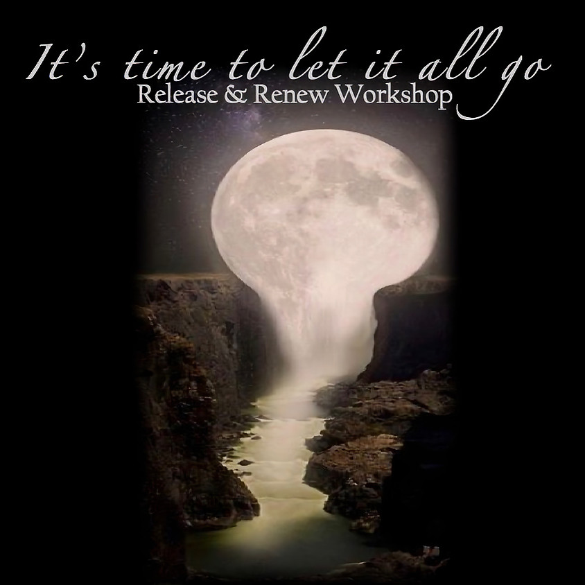 Release & Restore with the Full Moon