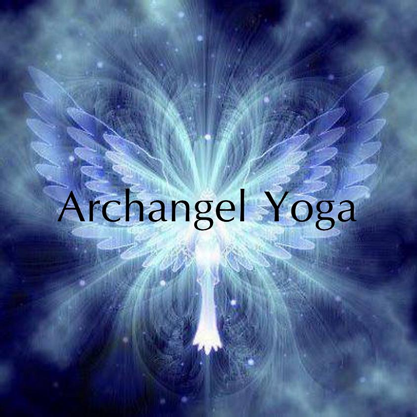 Archangel Gabriel Yoga
