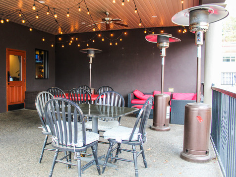 Seasonal Patio