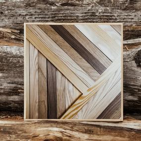 Triangle Mixed, 40x40cm, 129€
