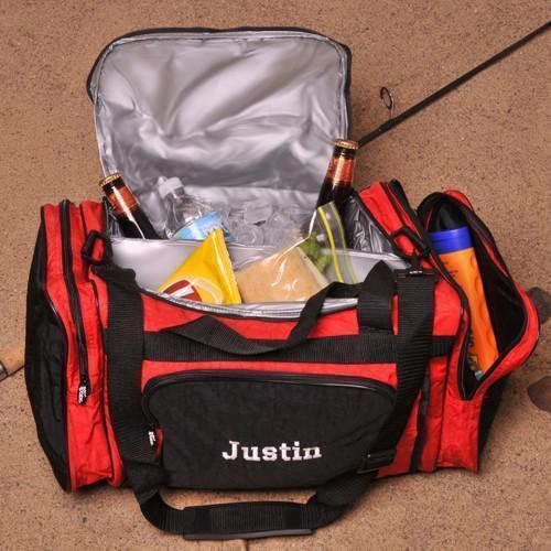 Personalized Cooler Duffel Bag - 2 in 1 - Watertight
