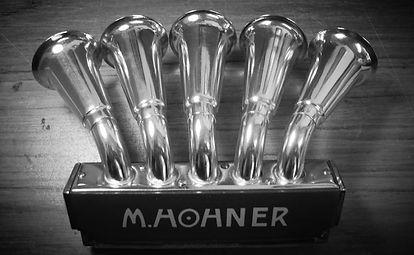 Custom Hohner harmonica tunings Australia