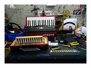 Accordion Repairs Sydney Australia