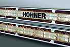 Hohner Orchestral Harmonica Repairs