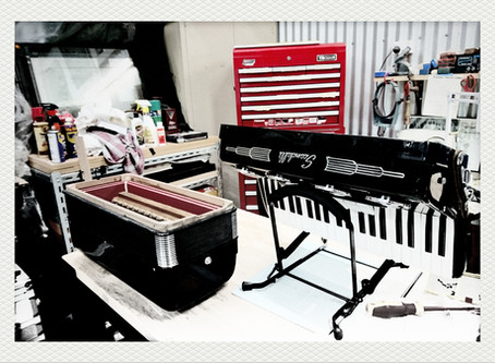 Workshop Accordion Repairs
