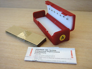 Hohner Custom Reed Plates