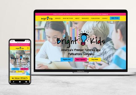 Bright Kids   Tutoring Company