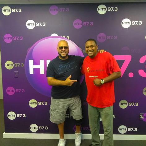 Radio Interview with DJ Laz
