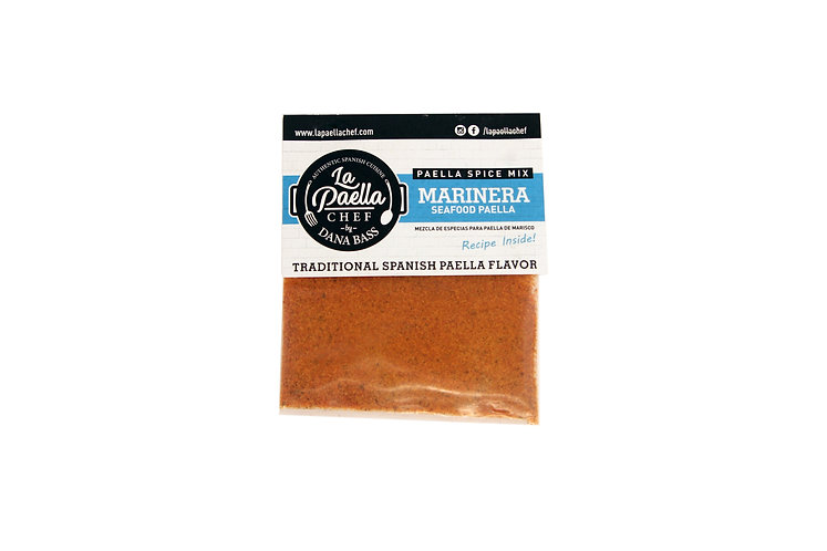 Marinera (Seafood) Paella Spice Pack