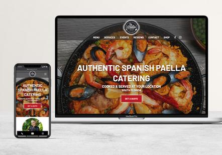 La Paella Chef   Catering