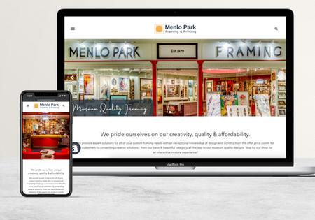 Menlo Park Framing