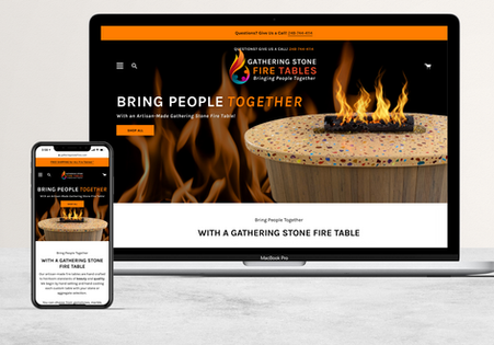 Gathering Stone Fire Tables