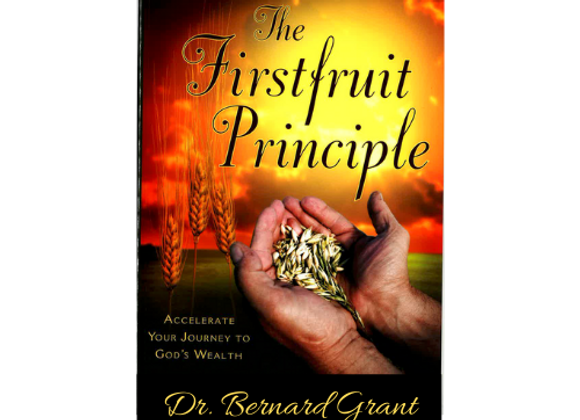 The Firstfruit Principle