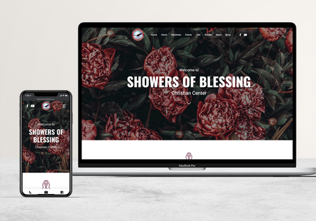 Shower of Blessing | Church