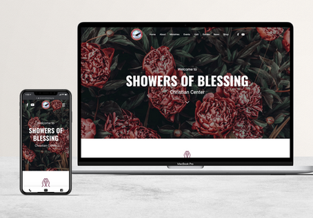 Shower of Blessing | Church