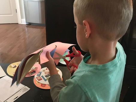 Santa's Sleigh: An Idea for Kids Under Four