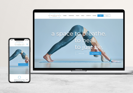 The Wellbeing Space   Yoga Studio, UK