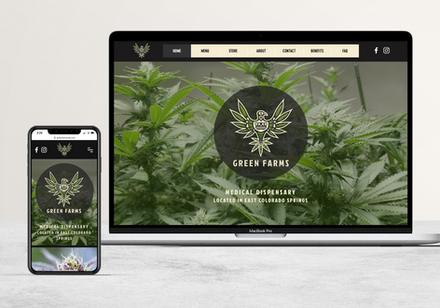 Green Farms Med   Medicinal Cannabis Dispensary