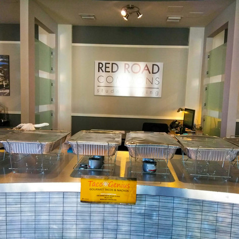 Catering for Red Road Commons UM Student Housing