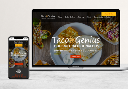 Taco Genius | Taco Bar