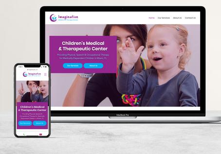 Imagination Pediatric Therapy Center
