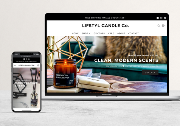 Lifstyl Candle Co.