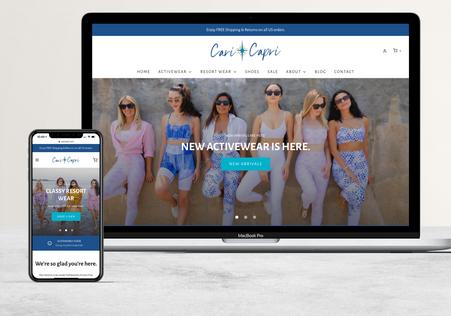 Cari Capri | Ethical Apparel