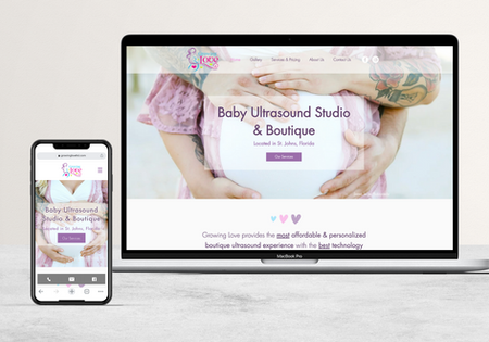 Growing Love | Ultrasound Studio