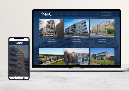 NFC Homes | Property Development, UK