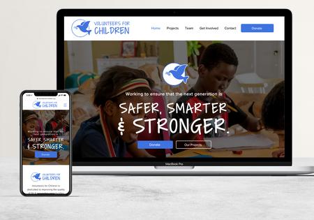 Volunteers for Children   Nonprofit