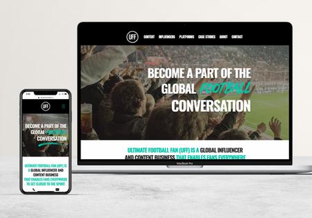 Ultimate Football Fan   PR Agency, UK