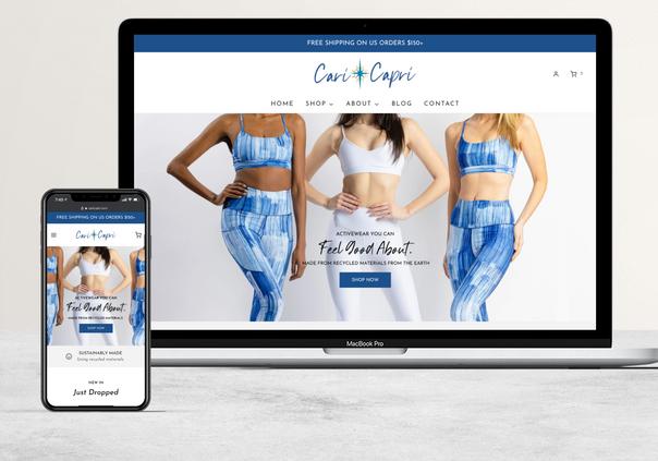 Cari Capri | Ethical Activewear
